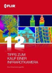 12 Tipps zum Kauf einer Infrarotkamera