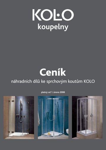 CZ - KOLO Cenik 2008 - NAHRADNI DILY - KOUTY.indd