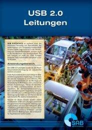 usb 2.0 leitungen - Handling