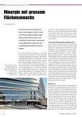 Nachhaltig Bauen Kanton Zürich 3/2012 - Gerber Media - Page 6
