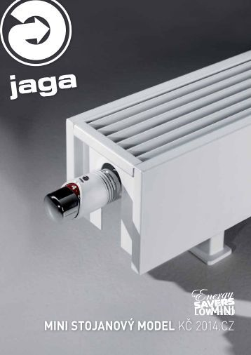 Ceník Mini stojanový pdf - Jaga
