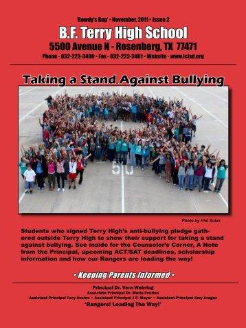 B.F. Terry High School - District Information
