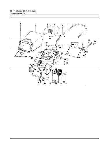 IB-4716 (Serie dal N. 894950) - ratioparts