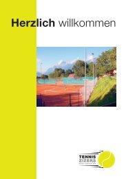 Herzlich willkommen - Tennisclub Zizers