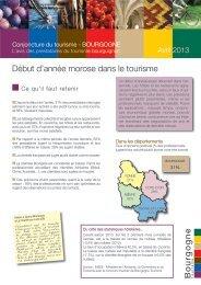 lire la suite [PDF - 661 Ko ] - Veille info tourisme