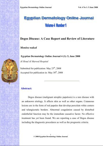literature review fish disease A disease in carp that was associated with high mortality and that appeared to be of viral aetiology was first described in 1997 in review of the literature on cyprinid herpesvirus 3 (cyhv-3) pestsmart connect is a toolkit of information on best practice pest animals management in.
