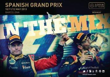 SPANISH GrANd PrIx - Research-racing.de