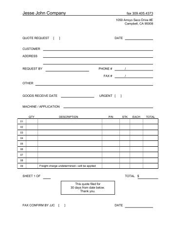 Printable Order Form  Mainland Wholesale