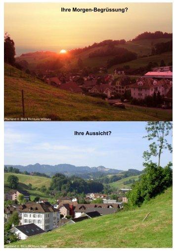 Ihre Aussicht? - Gemeinde Hergiswil bei Willisau