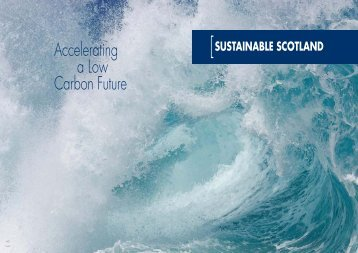 8 Sustainable Scotland - World Class Scotland