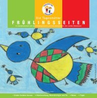 Frühlingsseiten 2010 - Tagesmütter Steiermark