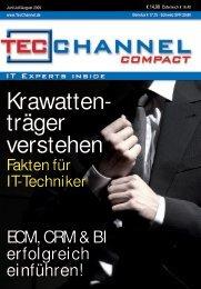 Krawatten- träger verstehen - TecChannel