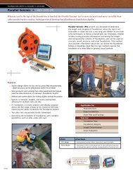 Download System Overview PDF - Olson Instruments, Inc.