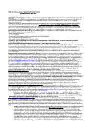 Guida per la messa a punto e regolazione dell ... - Bikesuspension