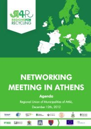 NETWORKING MEETING IN ATHENS