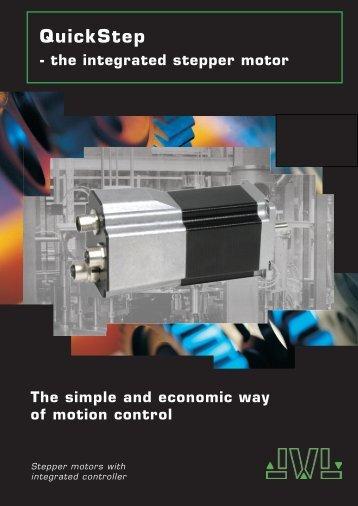 JVL QuickStep The Intergrated Stepper Motor 210812.pdf - Motion ...