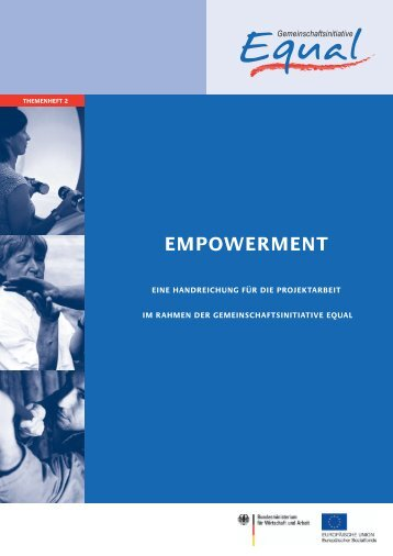 Empowerment in den EQUAL
