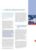 Empowerment in den EQUAL - Page 5