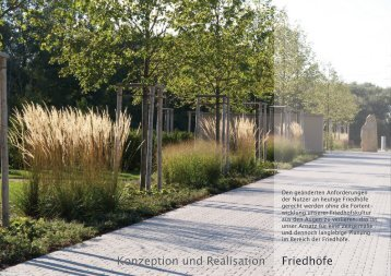 Download: PDF - Hofmann Röttgen Landschaftsarchitekten BDLA