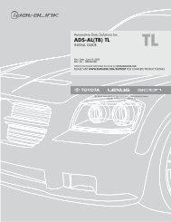 ADS-AL(TB) TL - Autotoys