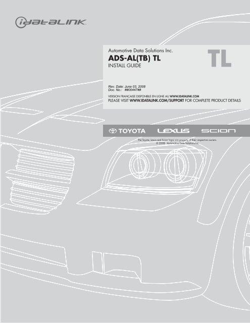 ADS-AL(TB) TL - Autotoys on