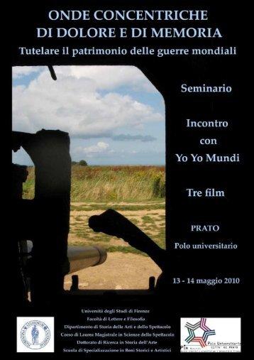 """Untitled - Polo Universitario """"Città di Prato"""""""