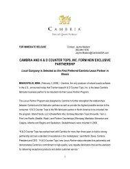 Download - Cambria