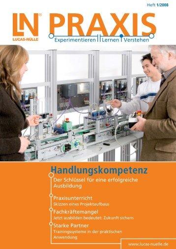 Handlungskompetenz - Lucas-Nülle Lehr