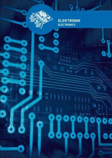 ELEKTRONIK electronics - MECS