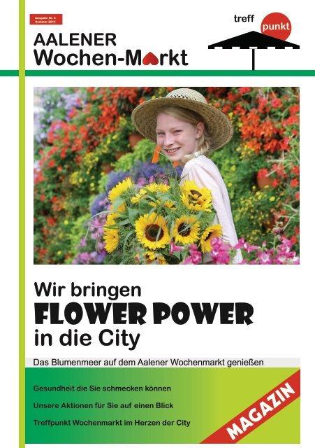 Aalener Wochenmarkt Magazin
