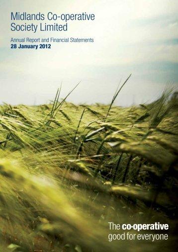 January 2012 - Midlands Co-operative Society