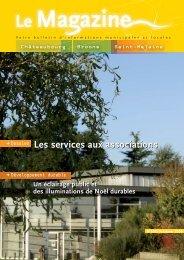 Le magazine octobre 2010 - Chateaubourg