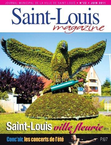 Saint-Louis magazine n° 22 en pdf