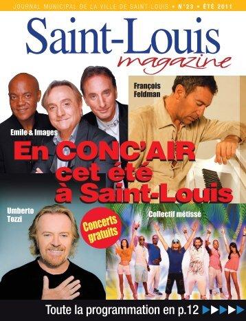 Saint-Louis magazine n° 23 en pdf