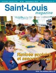 MAG 34 - Saint-Louis