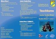Info-Broschüre im PDF-Format - TV Stetten