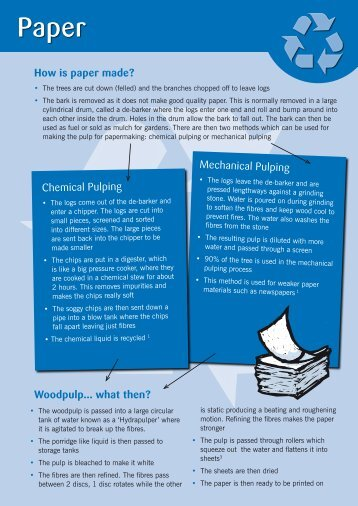 Paper - Recycle for Leicestershire
