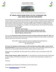 Auction/Raffle Form (PDF) - jbishopdesign