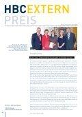 hbc.aktuell 1/11 - Hochschule Biberach - Page 2