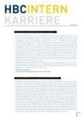 hbc.aktuell 1/11 - Hochschule Biberach - Page 3