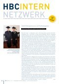 hbc.aktuell 1/11 - Hochschule Biberach - Page 4