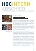 hbc.aktuell 1/11 - Hochschule Biberach - Page 5