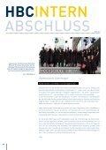 hbc.aktuell 1/11 - Hochschule Biberach - Page 6