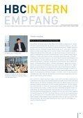 hbc.aktuell 1/11 - Hochschule Biberach - Page 7