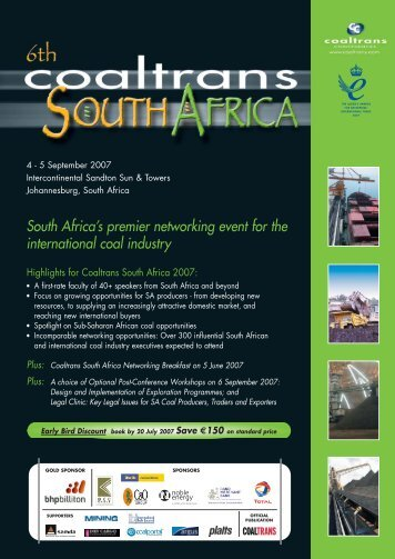 South Africa's premier networking event - MCLI