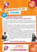 Enseignants et CPE stagiaires - CFDT - Page 5