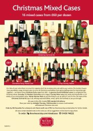 Christmas Mixed - The Wine Society