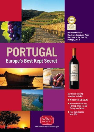 Portugal offer_Oct12c - The Wine Society