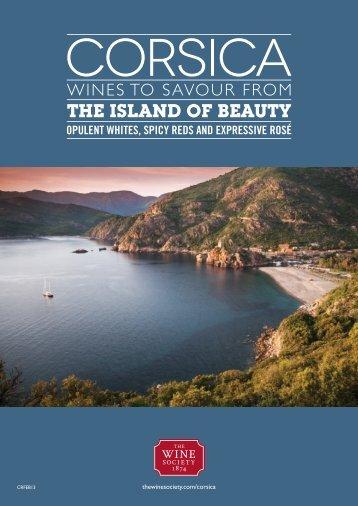 THE ISLAND OF BEAUTY - The Wine Society