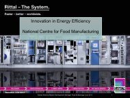 Innovation in Energy Efficiency - Rittal (PDF)